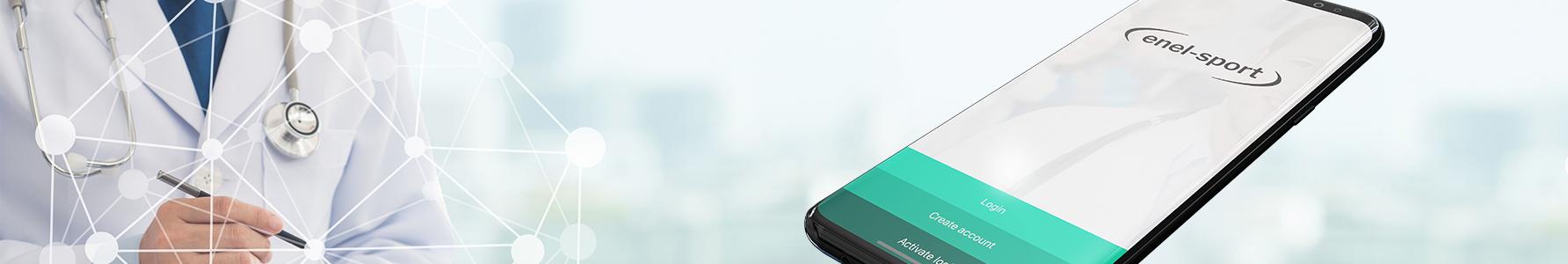 aplikacja mobilna enel-sport