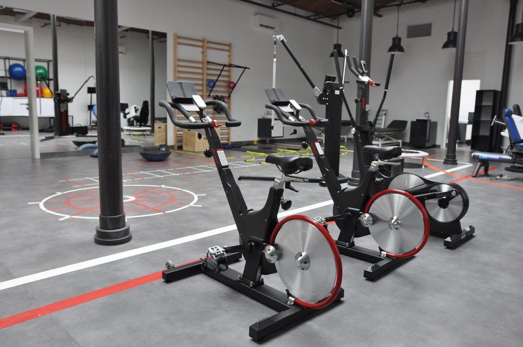 enel-sport Manufaktura - sala rehabilitacyjna
