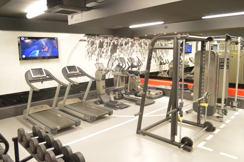 enel-sport Myśliwiecka - sala rehabilitacyjna
