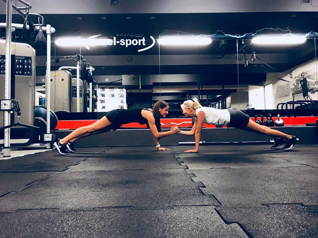 enel-sport Myśliwiecka - siłownia