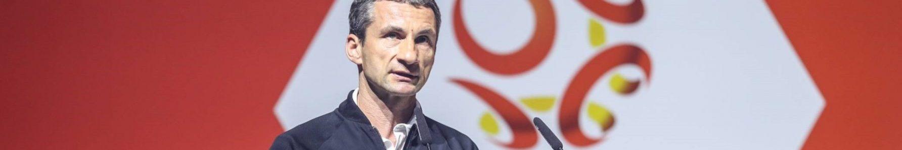 Dr Remigiusz Rzepka na szkoleniu PZPN