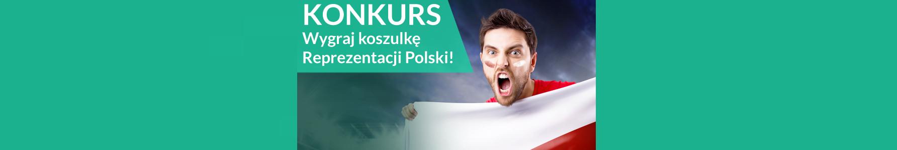 Konkurs! Koszulka Reprezentacji Polski z autografami do wygrania!