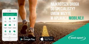aplikacja enel-sport