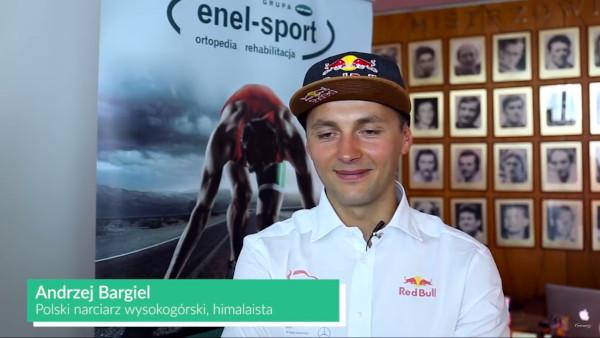 Wywiad Andrzeja Bargiela przed II wyprawą na K2