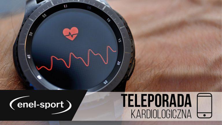 Teleporada kardiologiczna w enel-sport