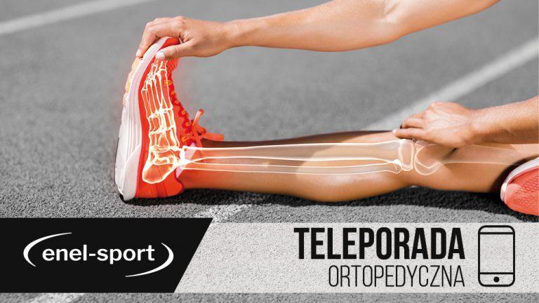 Teleporada ortopedyczna w enel-sport