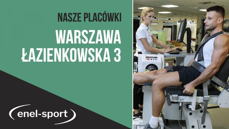 Enel-sport Łazienkowska