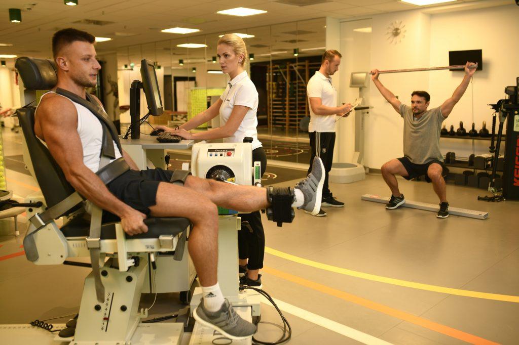 enel-sport Łazienkowska - diagnostyka funkcjonalna
